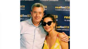 Συνέντευξη στον Real FM